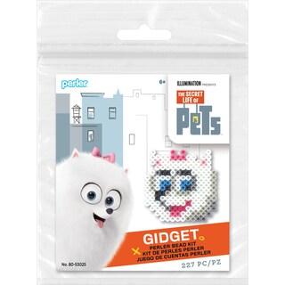 Perler Secret Life Of Pets Fused Bead Kit-Gidget