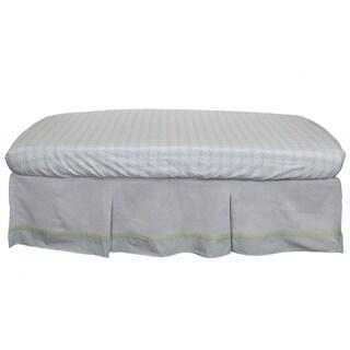 Nurture Basix Baby Blue Corduroy 2-piece Bedding Starter Set