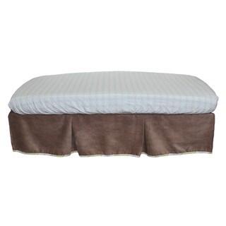 Nurture Basix Cocoa Shades 2-piece Bedding Starter Set
