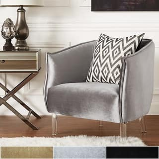 Clear Living Room Chairs For Less | Overstock