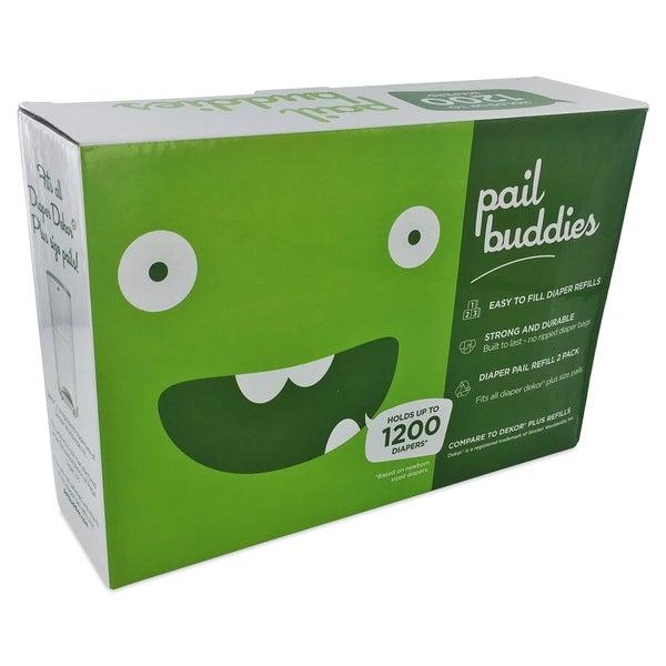 Shop pail buddies diaper pail refills compatible with all for Dekor plus diaper pail