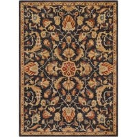 Hand-Tufted Sinalenor Wool Area Rug - 8' X 11'