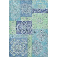 Hand-Tufted Micille Wool Area Rug - 8' x 10'