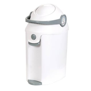 Baby Trend Diaper Champ Deluxe Grey Diaper Pail