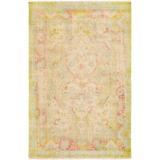 Hand-Knotted Marlowes Wool Area Rug - 9' x 13'