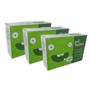 Pail Buddies Diaper Pail Refills For Diaper Dekor Plus Diaper Pails (Pack of 6)