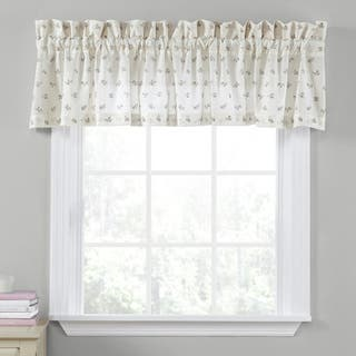 Laura Ashley Harper Valance|https://ak1.ostkcdn.com/images/products/14690662/P21223527.jpg?impolicy=medium