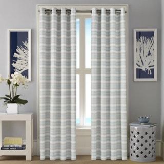 Nautica Westbrook Seamist Curtain Panel Set