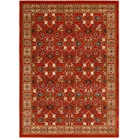 Tragnese Wool Area Rug - 7'10 x 10'10