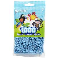 Perler Beads 1,000/Pkg-Pastel Blue