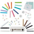 Silhouette Cameo 3 Die Cutting Machine Tool and Pen Set Crafters Bundle
