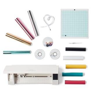 Silhouette Cameo 3 Bluetooth Die Cutting Machine Metallic Heat Transfer Value Starter Kit Bundle