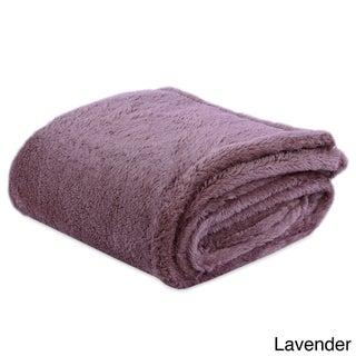 Berkshire Blanket Extra Fluffy Oversized Throw - 55 x 70