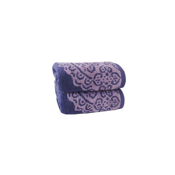 Jessica Simpson Hand Towel Jacquards - Mosaic