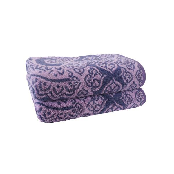Jessica Simpson Bath Towel Jacquards - Mosaic