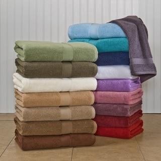 Homestead Textiles 600 GSM Bath Towels (Set of 2)