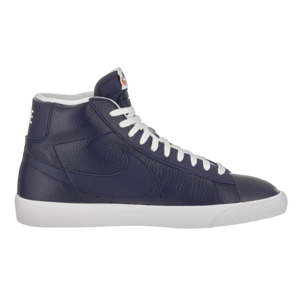 Blazer Mid Prm Casual Shoe - Overstock