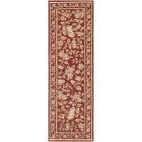 Gracewood Hollow Souljah Hand-tufted Wool Runner Rug - 2'6 x 8'