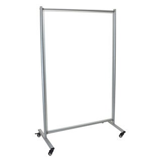 Offex Mobile Magnetic Whiteboard Room Divider