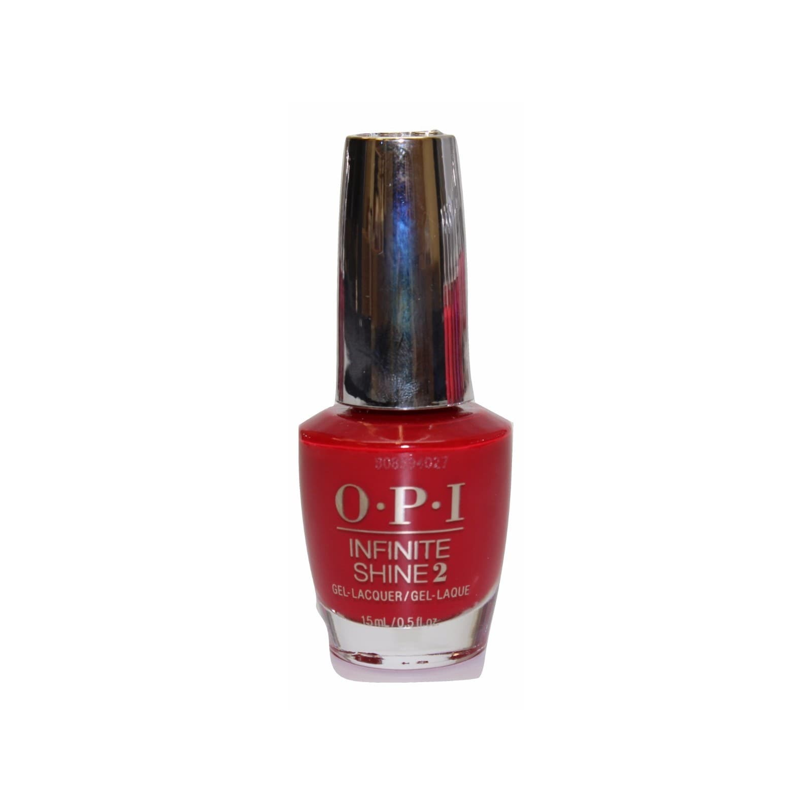 OPI Infinite Shine Big Apple Red 5-ounce Nail Lacquer (.5...