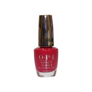 OPI Infinite Shine Red Nail Lacquer