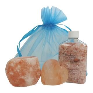 Himalayan Salt 3-piece Spa Package