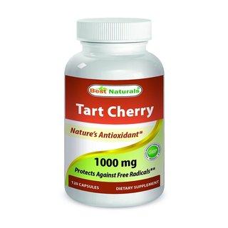 Best Naturals Tart Cherry Extract 1000 Mg (120 Capsules)