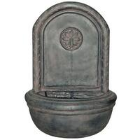 Alfresco Home Cologne Outdoor Wall Fountain