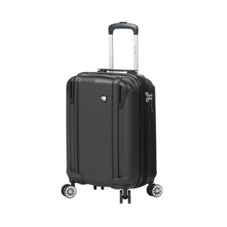 Mia Toro ITALY Navelli 21-inch Hardside Carry-On Spinner Upright Suitcase