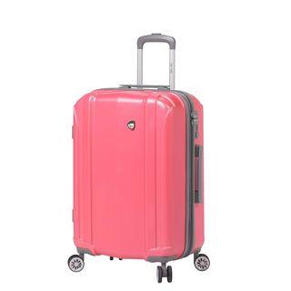 Mia Toro ITALY Orvinio 24-inch Hardside Spinner Upright Suitcase