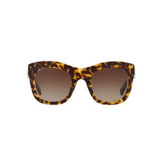 Ralph by Ralph Lauren Women's RA5225 163087 49 Square Plastic Blue Grey Sunglasses