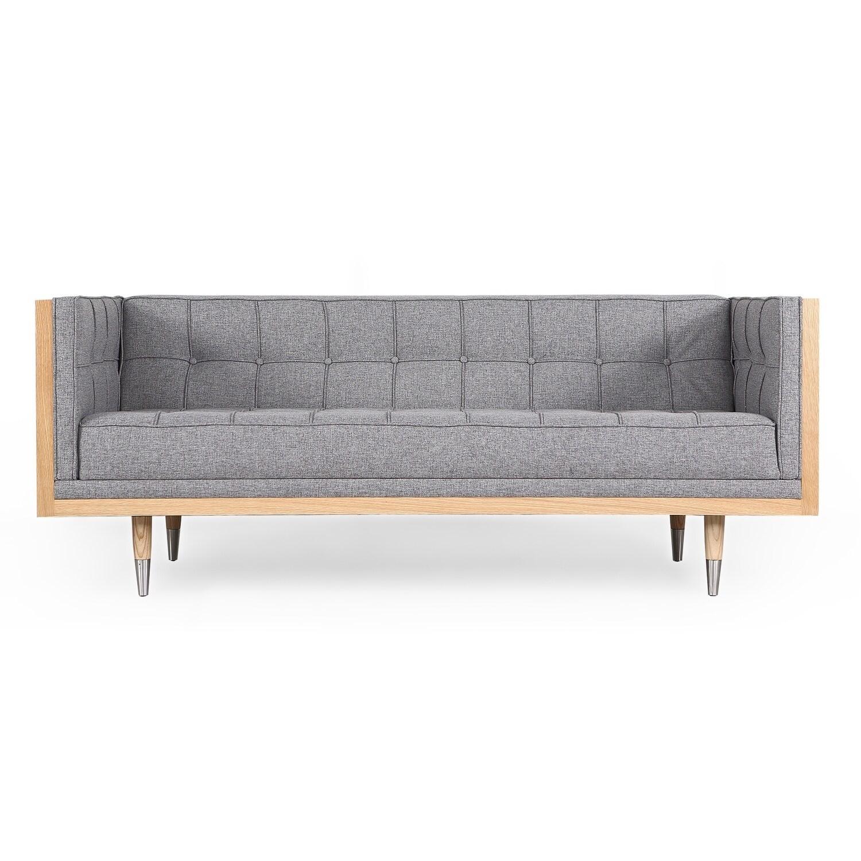 Collections Of Modern Box Sofa Frankydiablos Diy Chair Ideas