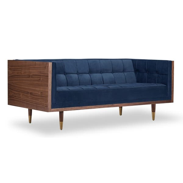 Fabulous Shop Kardiel Woodrow Box Midcentury Modern 71 Sofa Loveseat Cjindustries Chair Design For Home Cjindustriesco