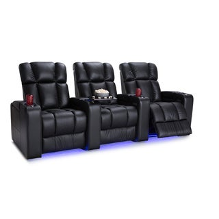 Palliser Collingwood Leather Home Theater Seating Power Recliners