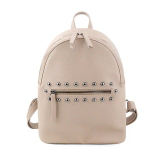 Olivia Miller 'Kassandra' Studded Fashion Backpack
