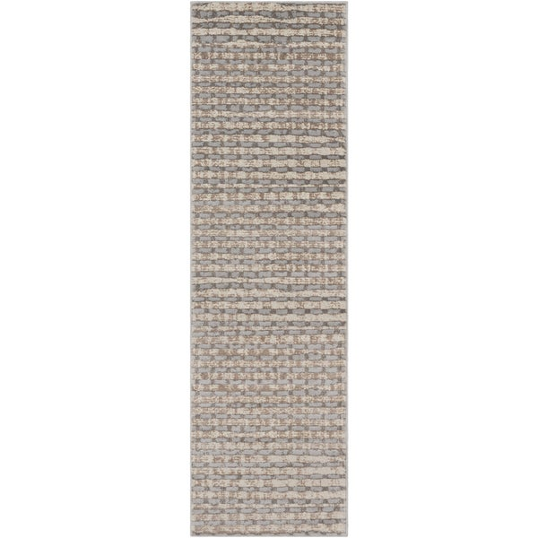 65ac3b0f857c Shop Carson Carrington Porvoo Checkered Abstract Area Rug - On Sale ...