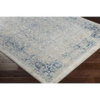Millie Distressed Traditional Area Rug - 7'10 x 10'3
