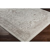 Lacey Distressed Vintage Area Rug (7'10 x 10'3)