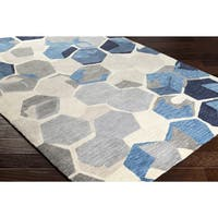 Hand-Tufted Ryker Area Rug - 8' x 10'