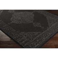 Gracewood Hollow Acoose Ornamental Area Rug