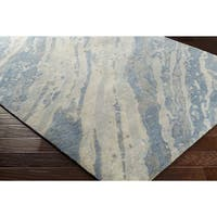 Hand-Tufted Velwald Wool Area Rug - 8' x 10'