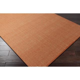 Hand-Woven Kaneen PET Yarn Indoor/ Outdoor Area Rug
