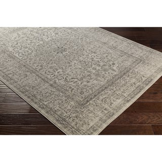 Woven Anglley Area Rug-(7'6 x 10'6)