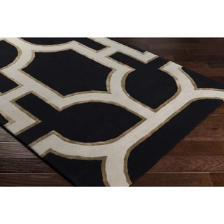 Hand-Tufted Vlisfa Wool Area Rug