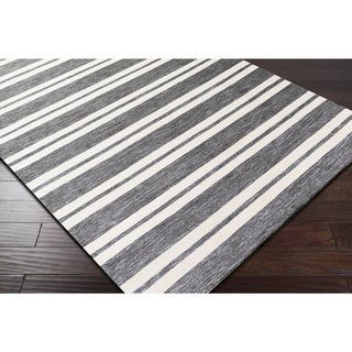 The Gray Barn Milton Hand-woven Milltown Acrylic Area Rug - 7'6 x 9'6