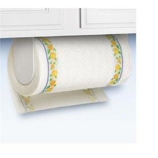 Screw Mount Adhesive Paper Towel Holder
