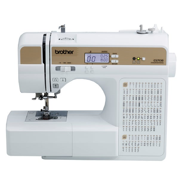 Shop Brother CS40 40Stitch Computerized Sewing Machine Free Enchanting Computerized Sewing Machine