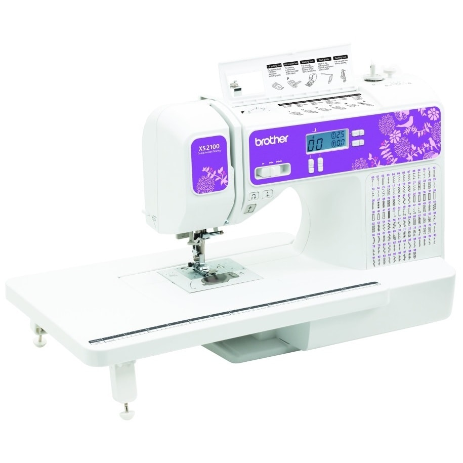 Brother XS2100 100-Stitch Computerized Sewing Machine