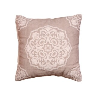 Cabana Medallion Throw Pillow Cover