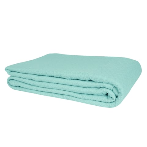 Classic All Seasons Super Soft Lightweight Cotton Blanket